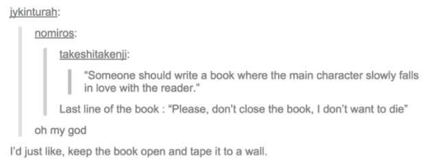 36 Tumblr Posts All Book Lovers Will Relate To - Book Cave