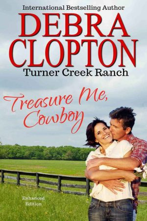 Cover for Treasure Me, Cowboy