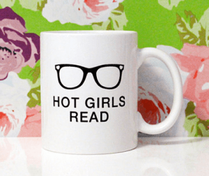 a fun mug is one of the Best Valentine's Day Gifts for Book Lovers in 2018