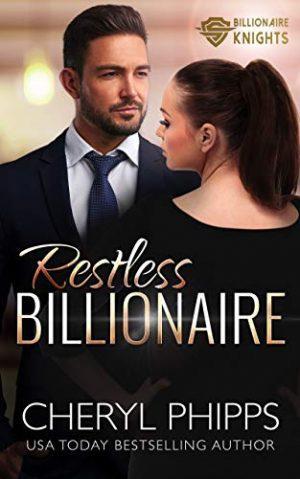 Cover for Restless Billionaire