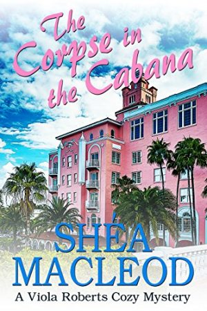 Cover for The Corpse in the Cabana