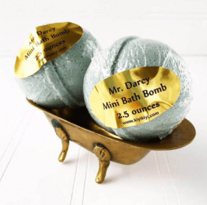 bath bombs are one of the Best Valentine's Day Gifts for Book Lovers in 2018