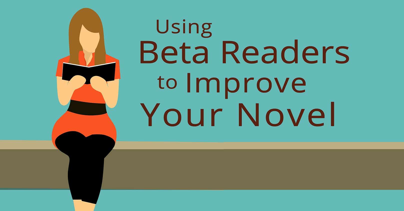 Using beta readers