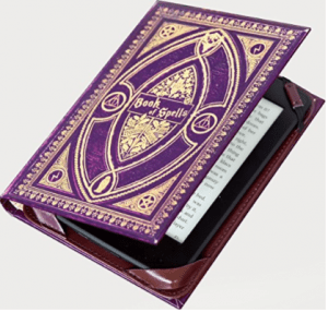 A book themed Kindle cover is one of the Best Valentine's Day Gifts for Book Lovers in 2018