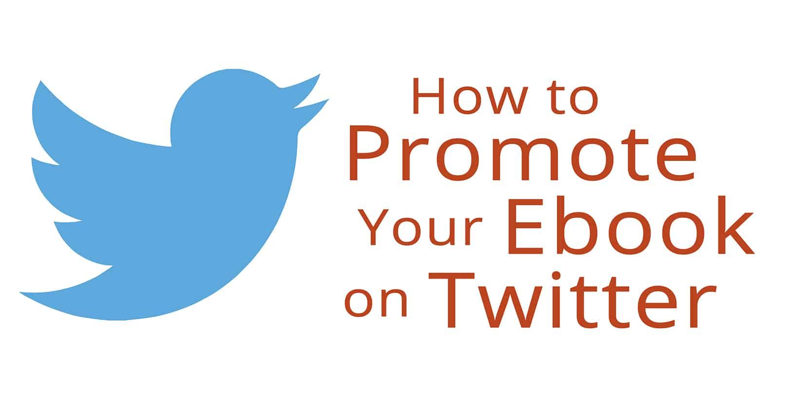 Promote Your Ebook on Twitter