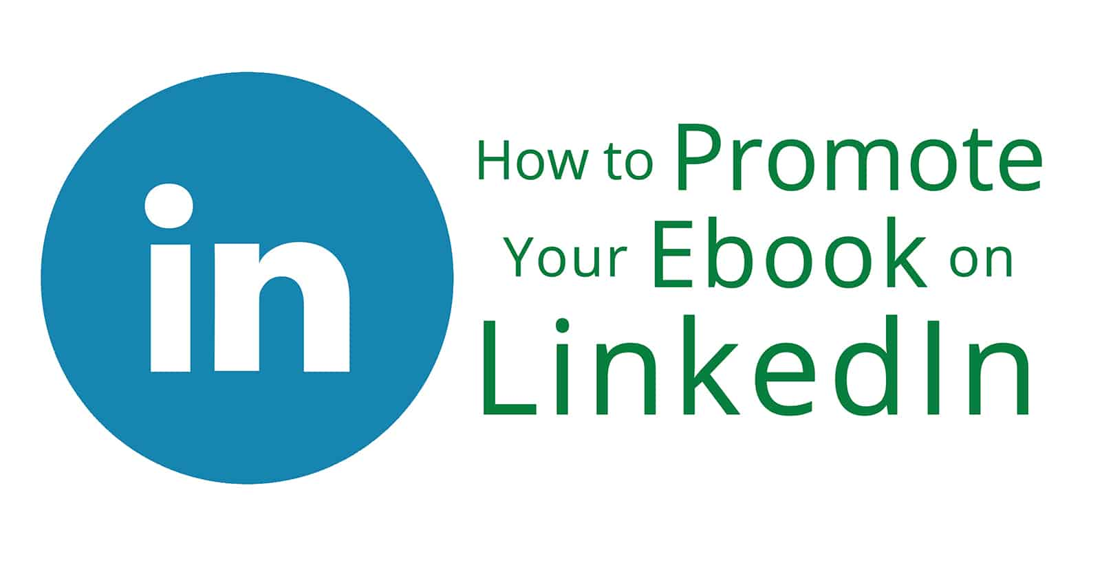 Promote your ebook on LinkedIn