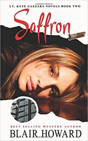 Cover for Saffron