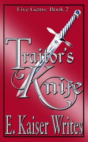 Cover for Traitor's Knife