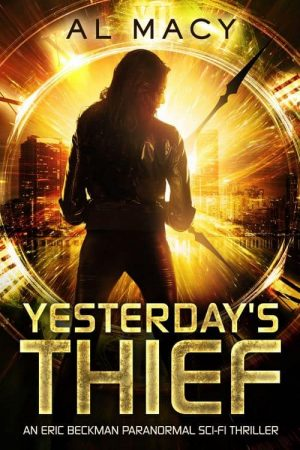 Cover for Yesterday's Thief