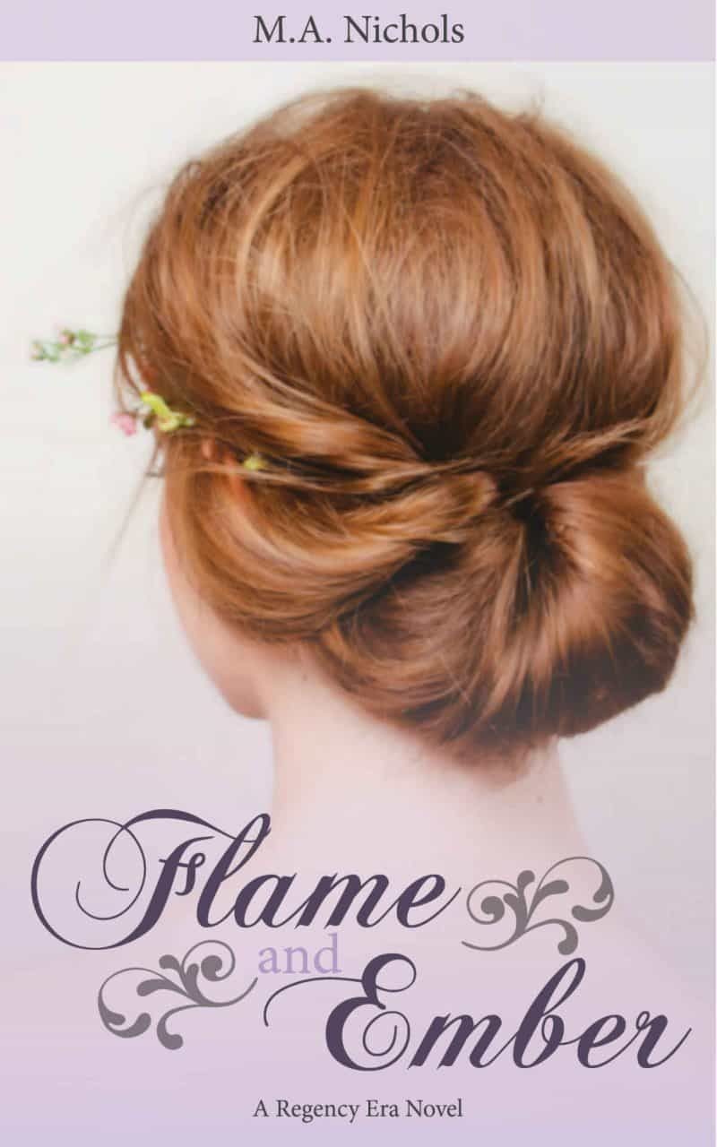 Cover for Flame and Ember Sample