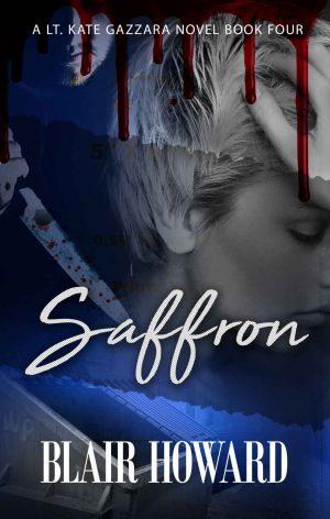 Cover for Saffron