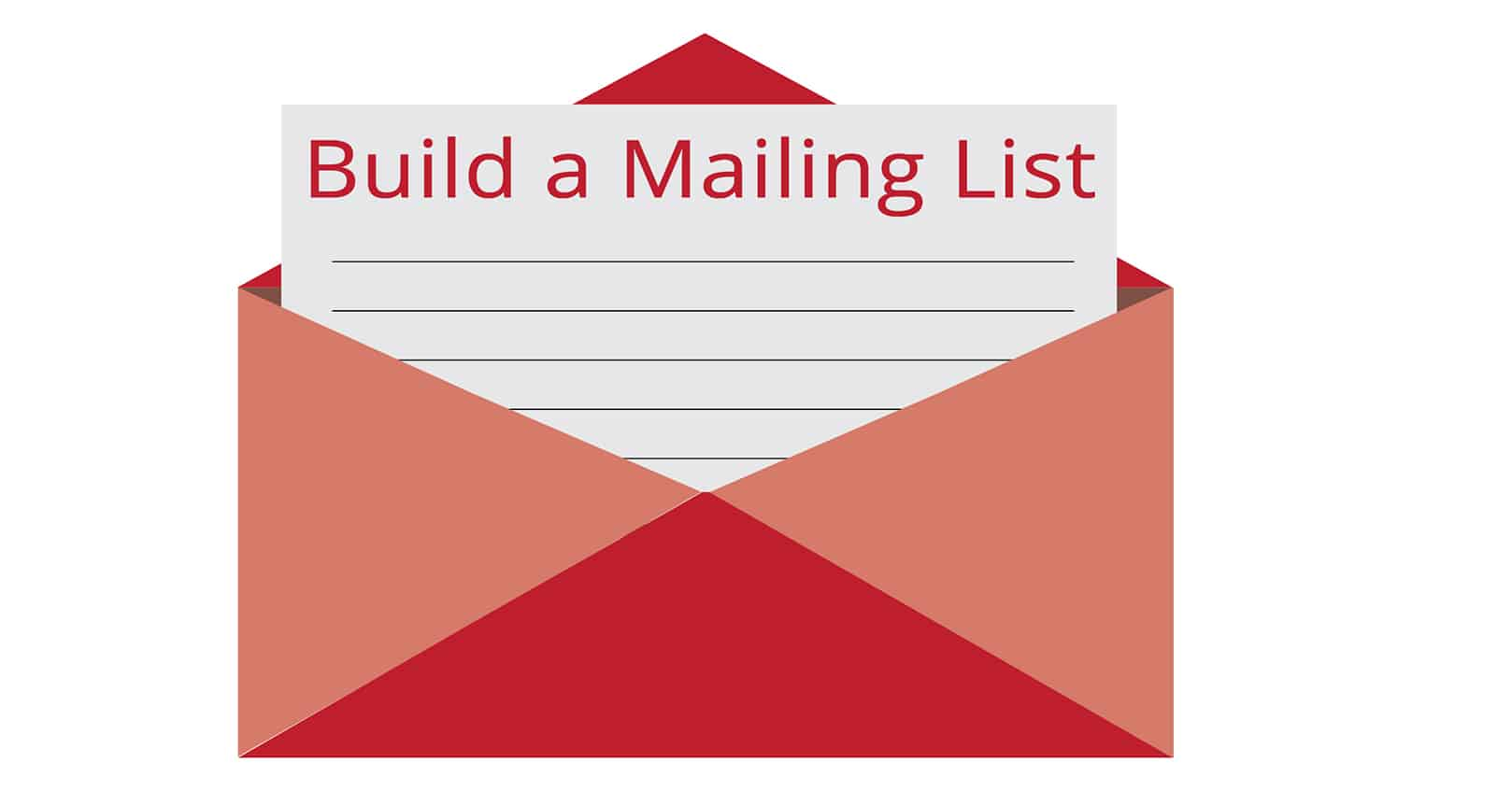 Build a Mailing List