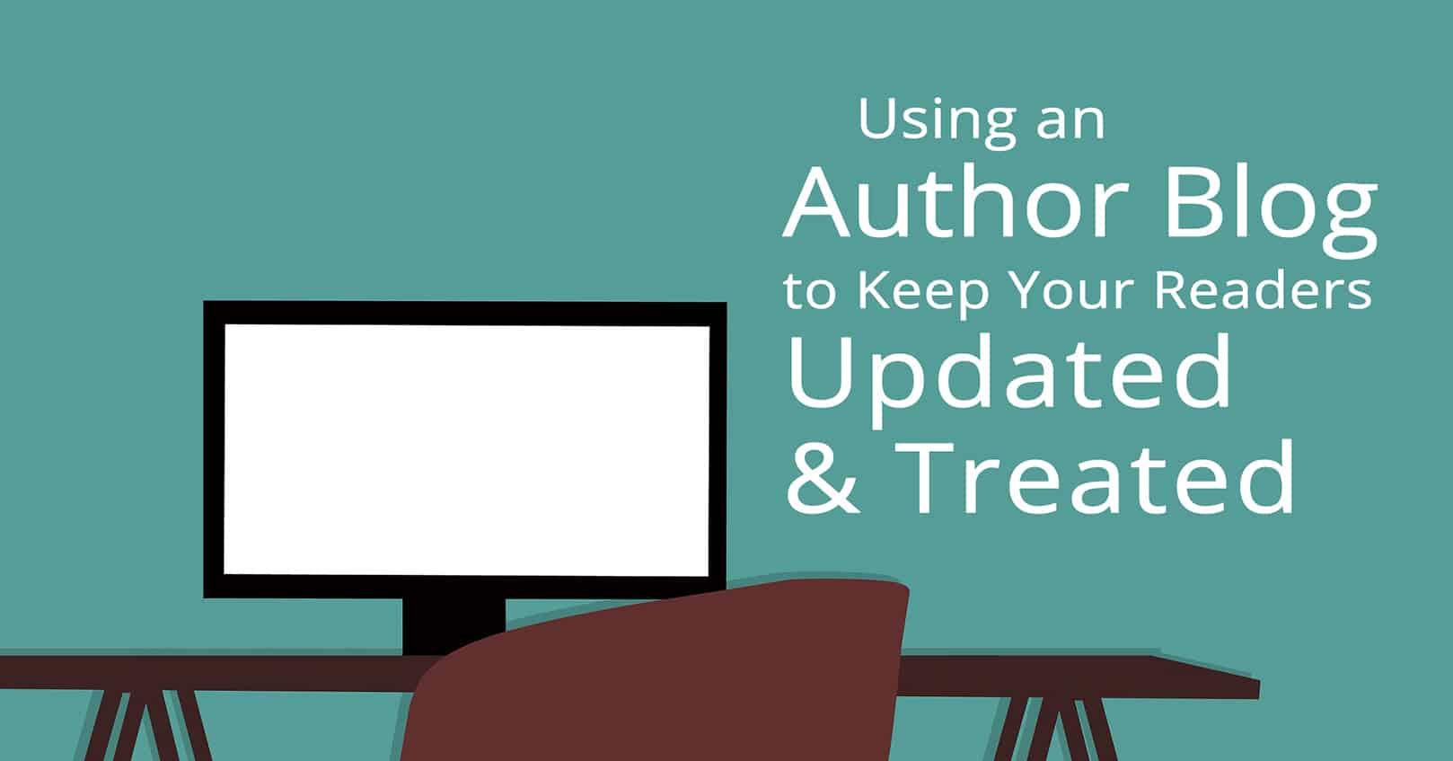Using an Author Blog