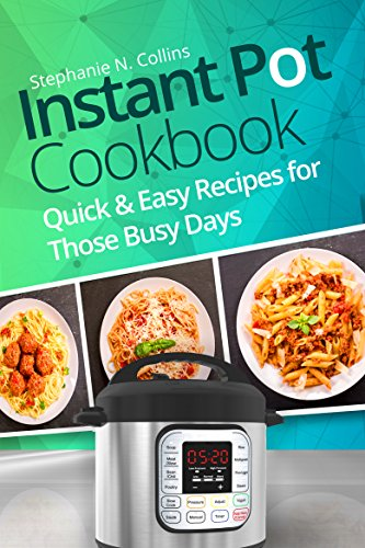 Cover for Instant Pot Cookbook