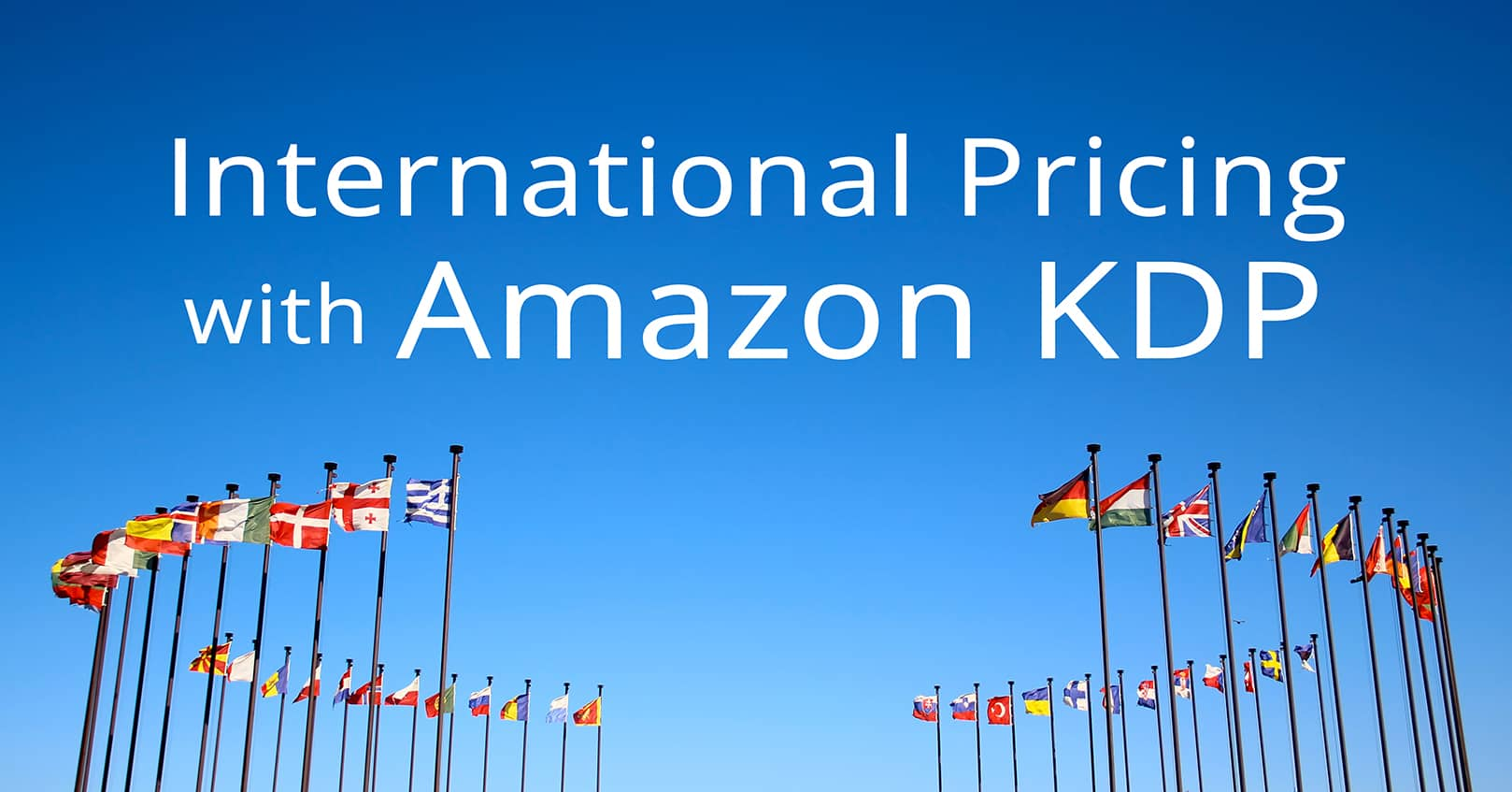 International Pricing on Amazon KDP