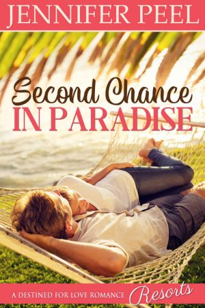 Cover for Second Chance in Paradise