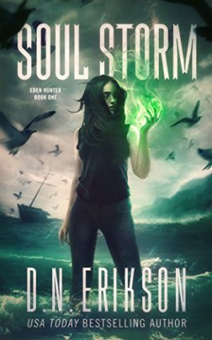 Cover for Soul Storm