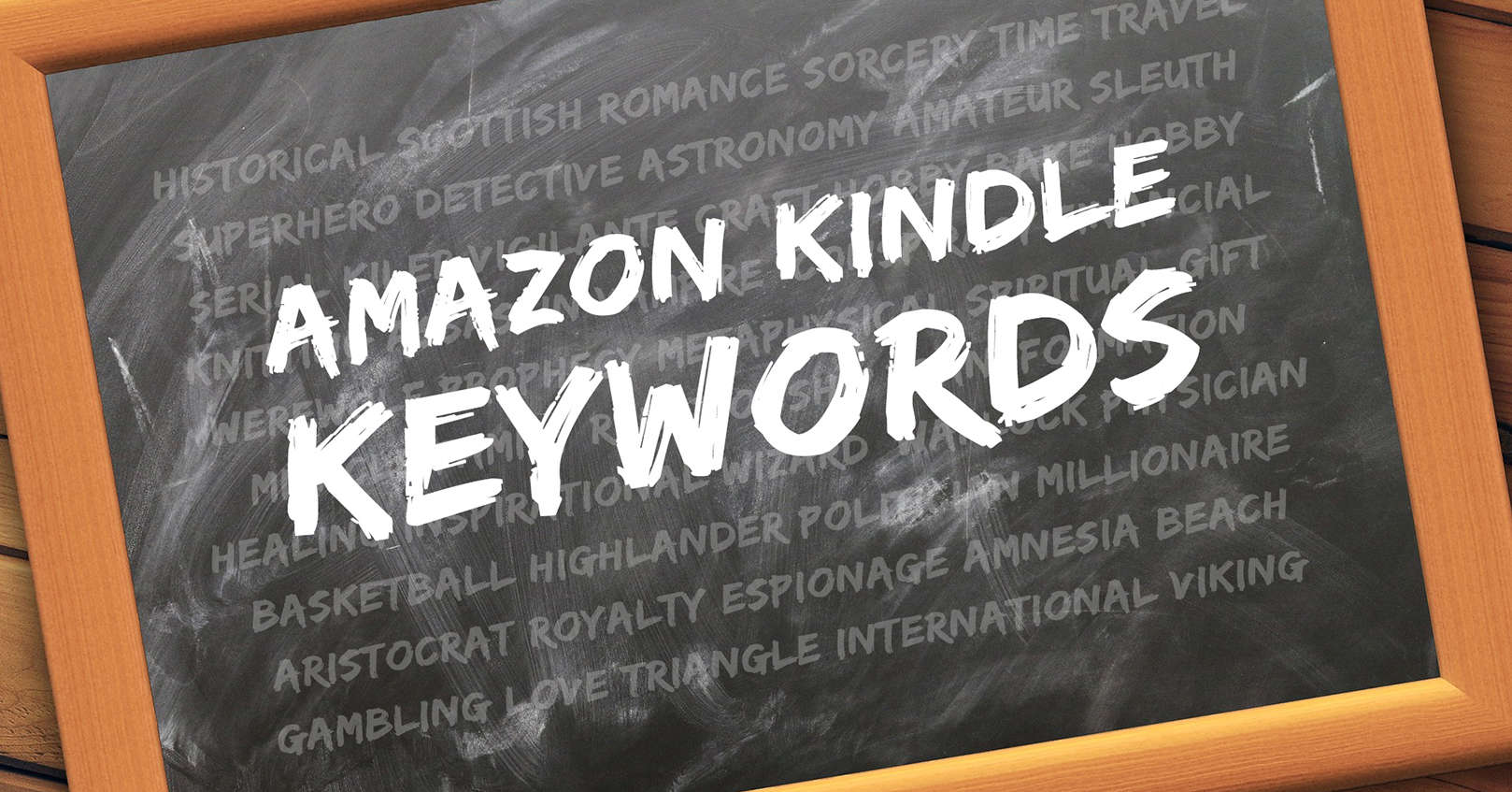 Amazon Kindle Keywords