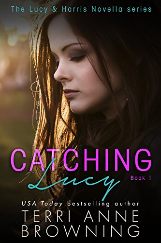 Cover for Catching Lucy