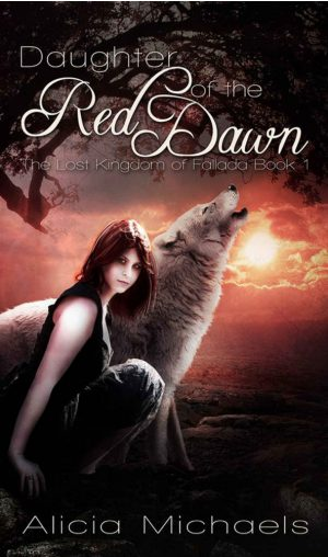 Cover for Daughter of the Red Dawn