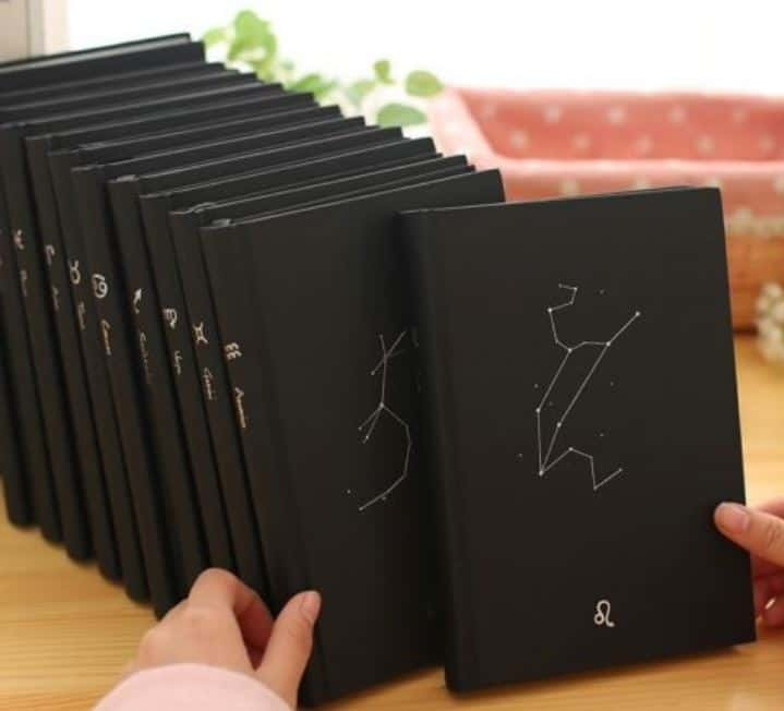 Constellation notebooks