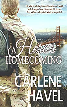 Cover for A Hero's Homecoming