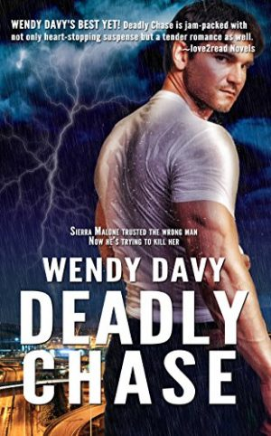 Cover for Deadly Chase