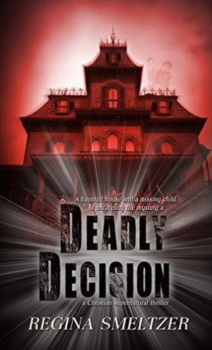 Cover for Deadly Decision