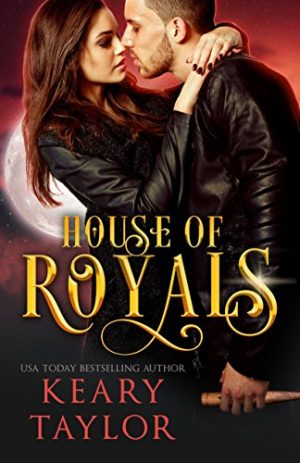 Cover for House of Royals