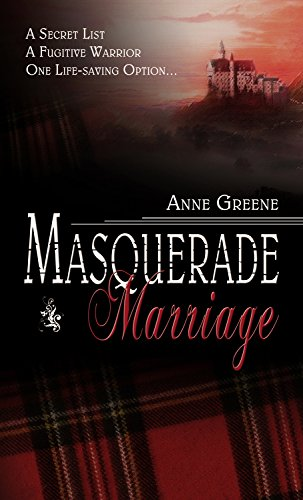 Cover for Masquerade Marriage