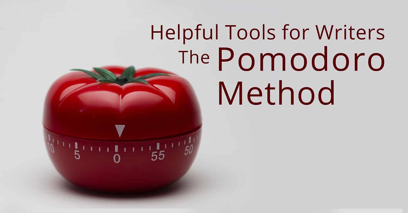 Tools for writers: the Pomodoro Method