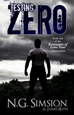 Cover for Testing Zero