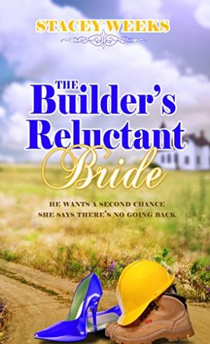 Cover for The Builder's Reluctant Bride