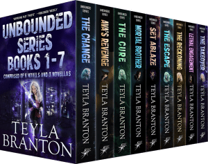 Cover for Unbounded Series
