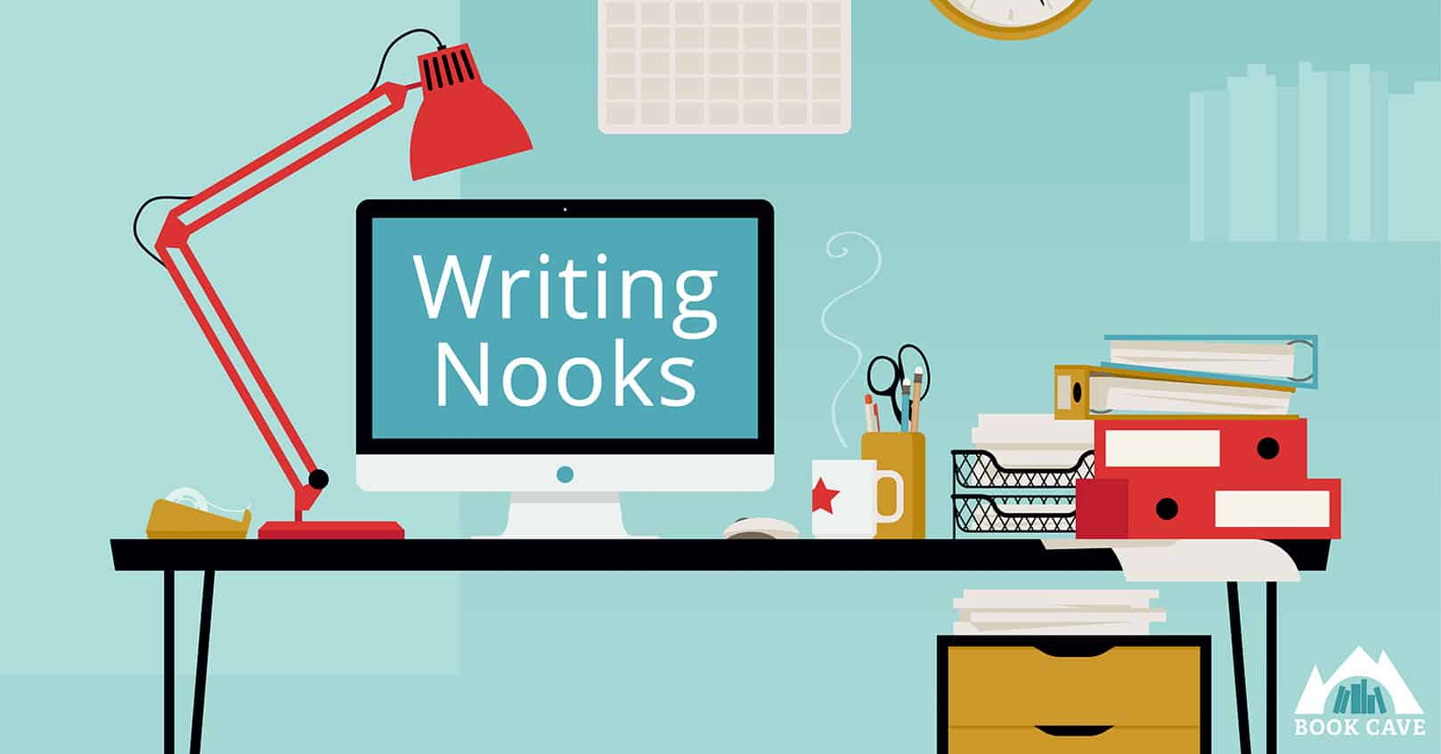 Writing Nooks to Inspire