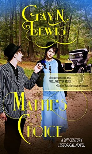 Cover for Mattie's Choice