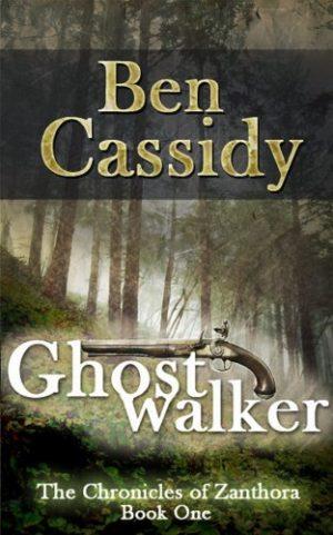 Cover for Ghostwalker