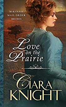 Cover for Love on the Prairie