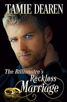 Cover for The Billionaire's Reckless Marriage
