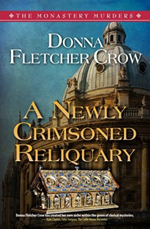 Cover for A Newly Crimsoned Reliquary