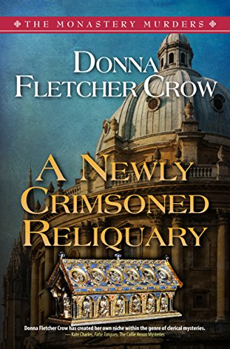 Cover for A Newly Crimsoned Reliquary