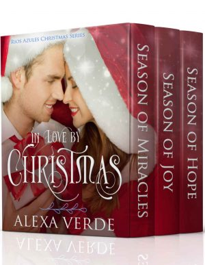 Cover for In Love by Christmas