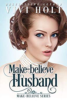 Cover for Make-Believe Husband