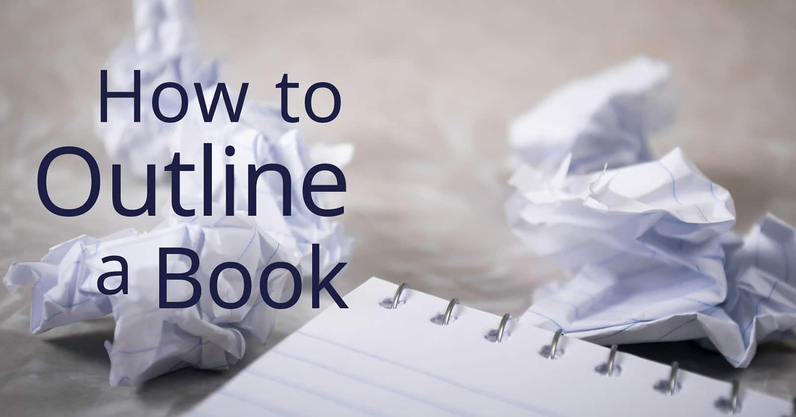 outline a book