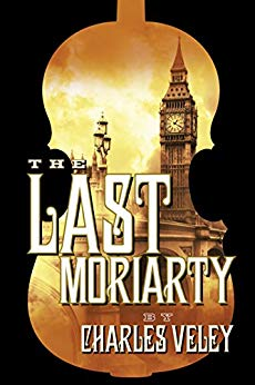 Cover for The Last Moriarty