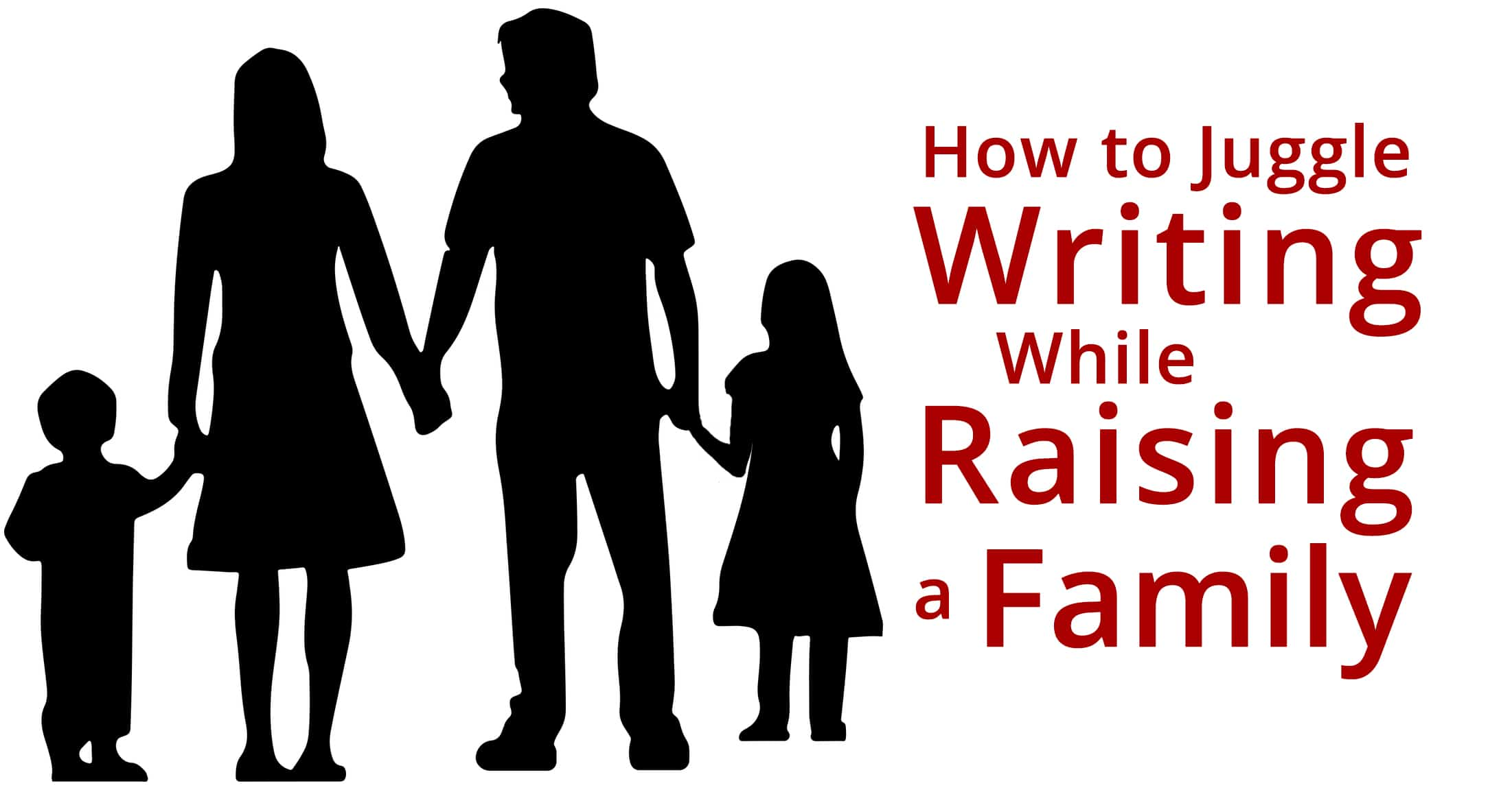 writing while raising a family
