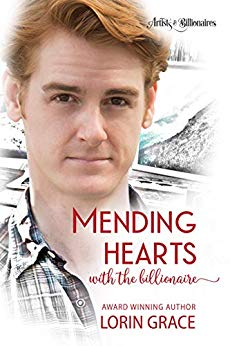 Cover for Mending Hearts with the Billionaire