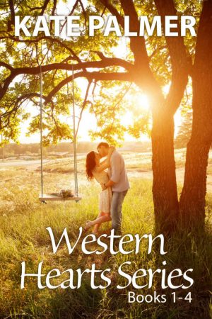 Cover for Western Hearts Series