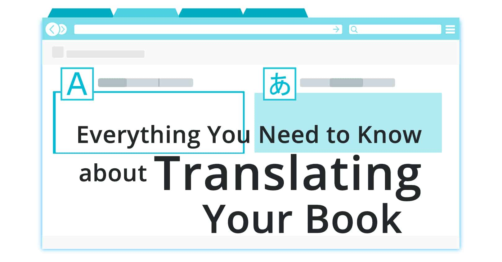 translating your book
