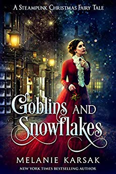Cover for Goblins and Snowflakes